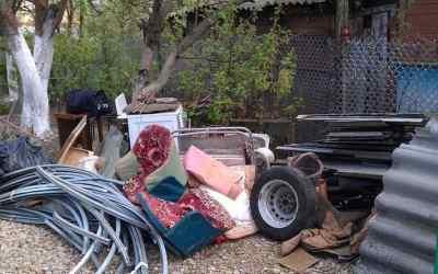 Вывоз строительного мусора, старой мебели оказываем услуги