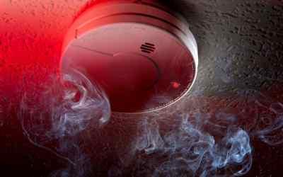 Пожарная сигнализация, видеонаблюдение оказываем услуги