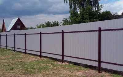 Заборы, ворота, калитки, бурение, сварка, бетон оказываем услуги