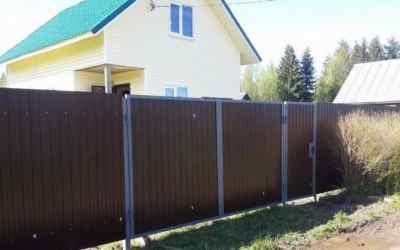 Строительство заборов, ворота, калитки, сварочные оказываем услуги
