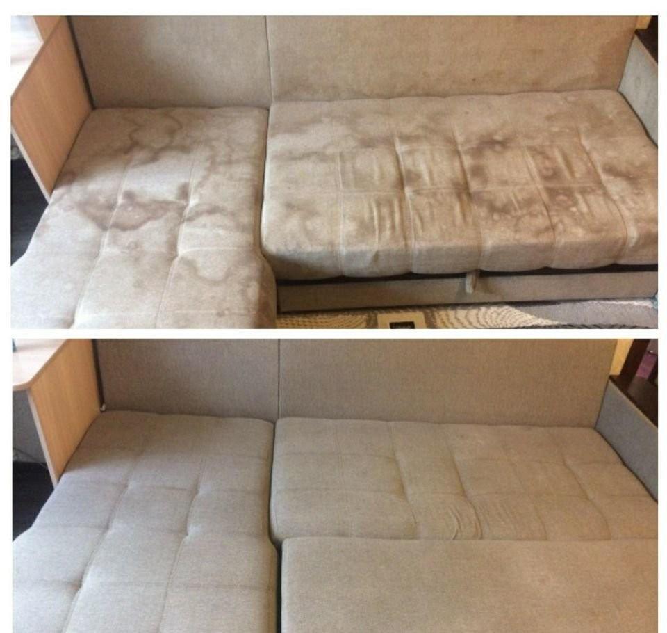 Химчистка мягкой мебели оказываем услуги