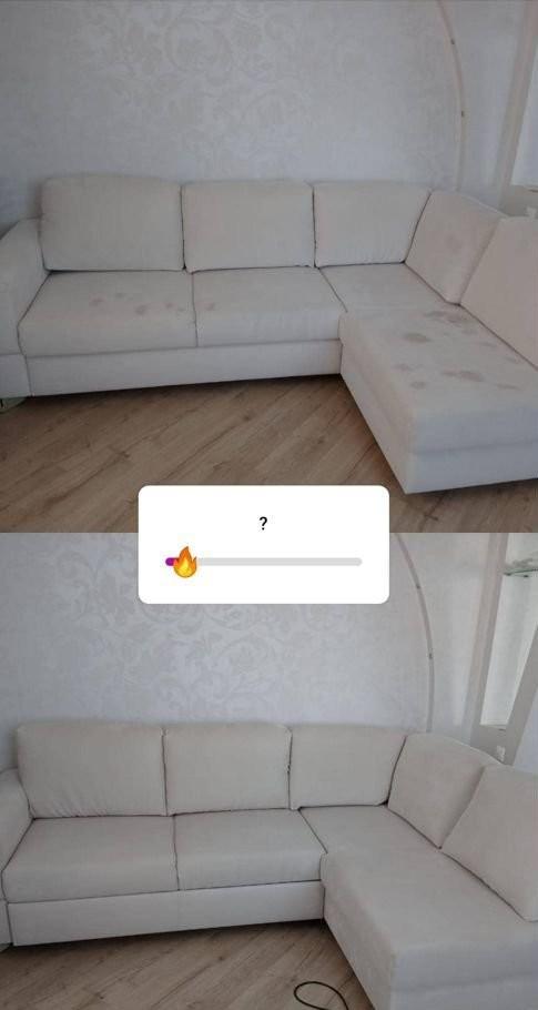 Гипоаллергенных химчистка мебели без запаха оказываем услуги