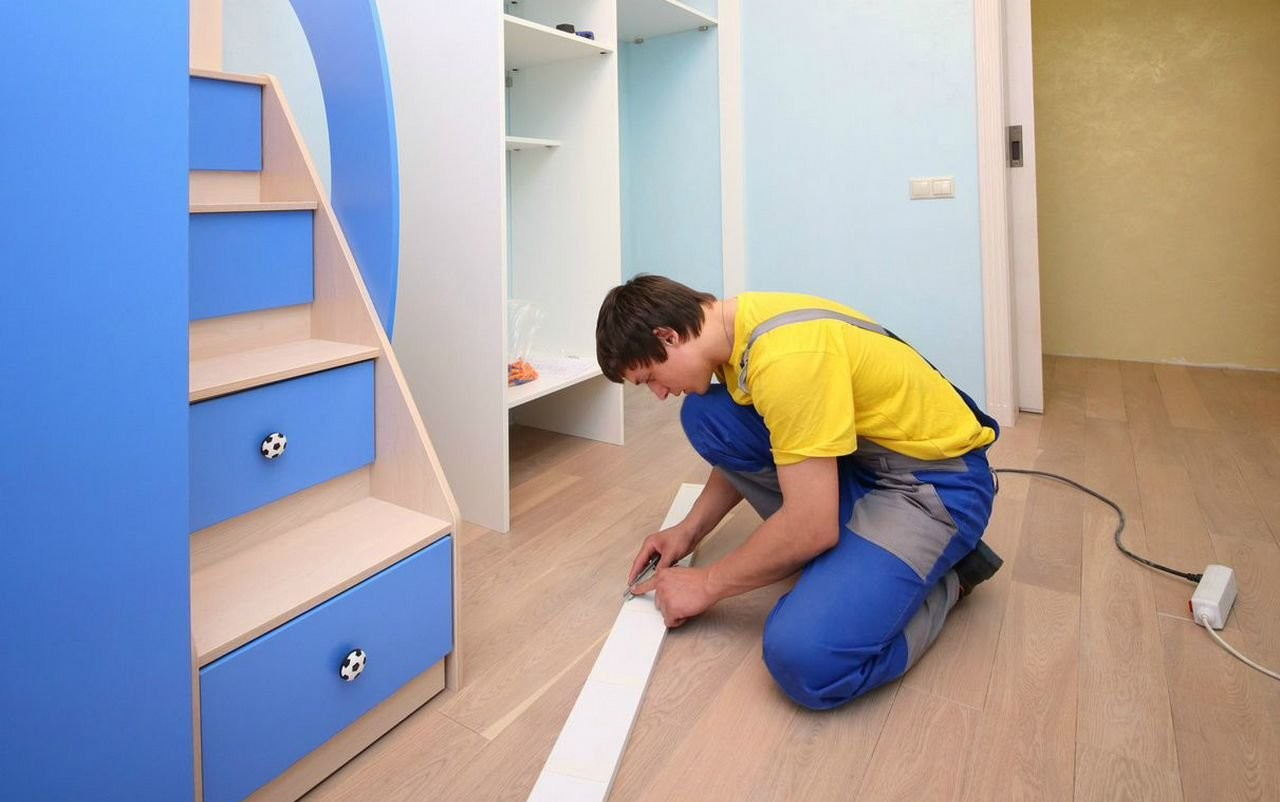 Сборка и ремонт корпусной мебели оказываем услуги