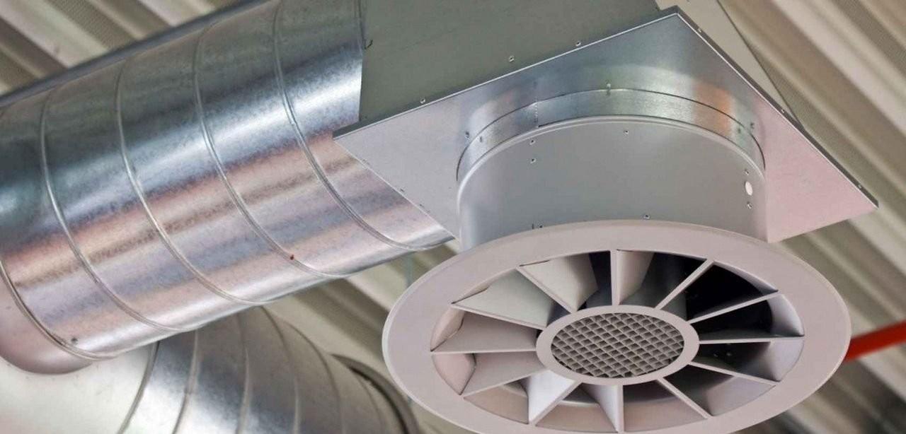 Монтаж вентиляции оказываем услуги