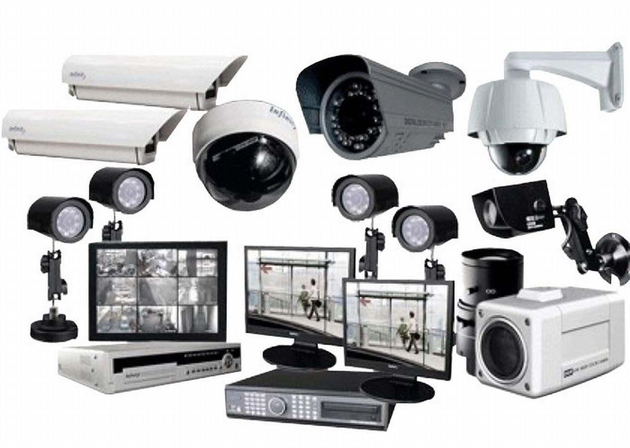 Монтаж видеонаблюдения и пожарной сигнализации оказываем услуги