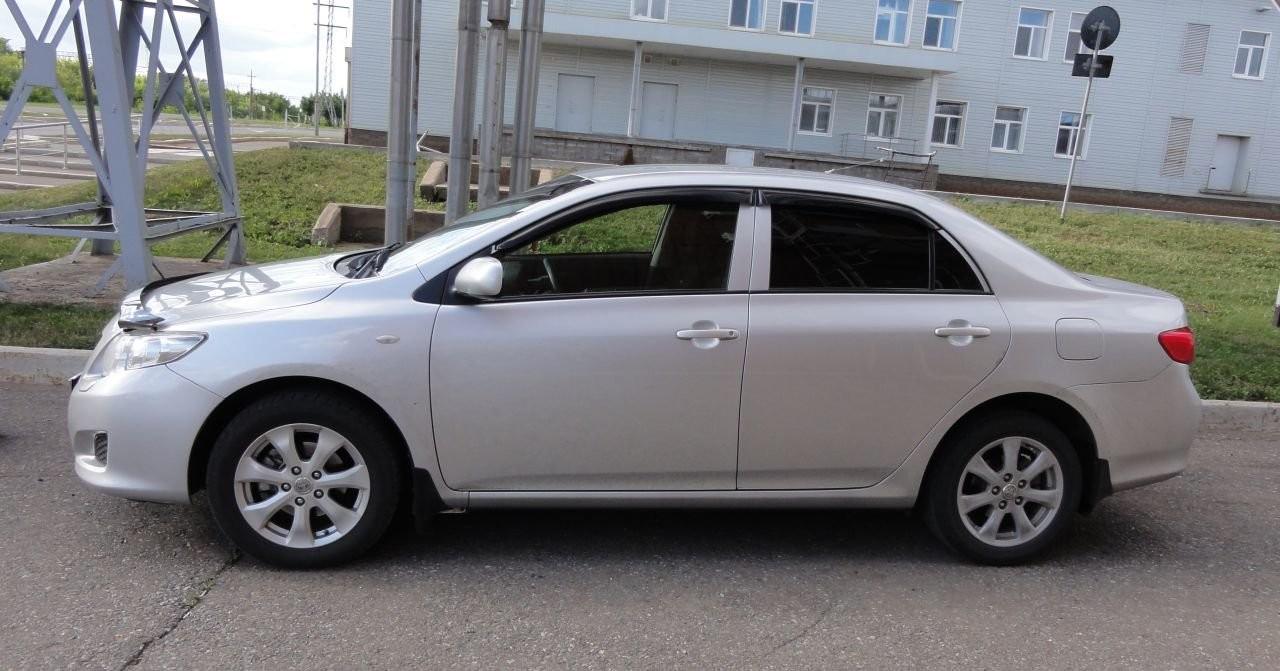 Автомобиль Тойота Королла на заказ оказываем услуги
